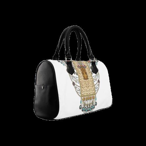 gold Boston Handbag (Model 1621)
