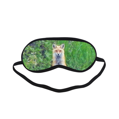 Red Fox Sleeping Mask