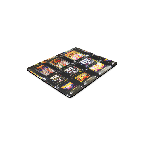 Lucky Slot Machines - Dream Machines Rectangle Mousepad