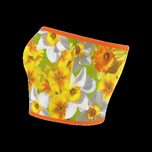 Daffodil Surprise Bandeau Top