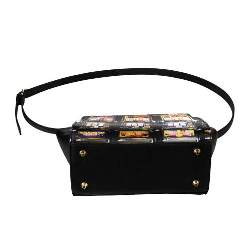 Lucky Slot Machines - Dream Machines Satchel Bag (Model 1635)