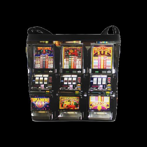Lucky Slot Machines - Dream Machines Crossbody Bags (Model 1613)