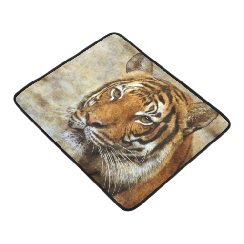 "Tiger20151202 Beach Mat 78""x 60"""