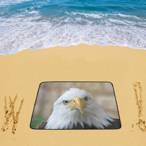 "Eagle_2015_0201 Beach Mat 78""x 60"""