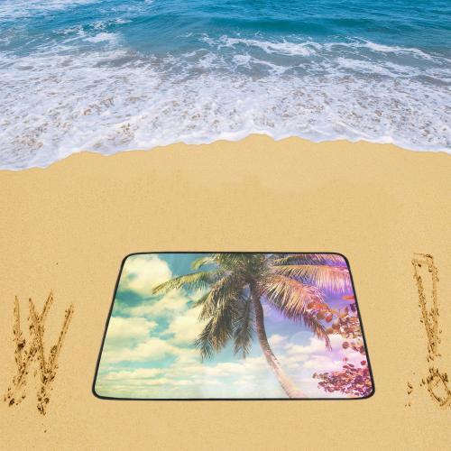 "Prismatic Palm Beach Mat 78""x 60"""