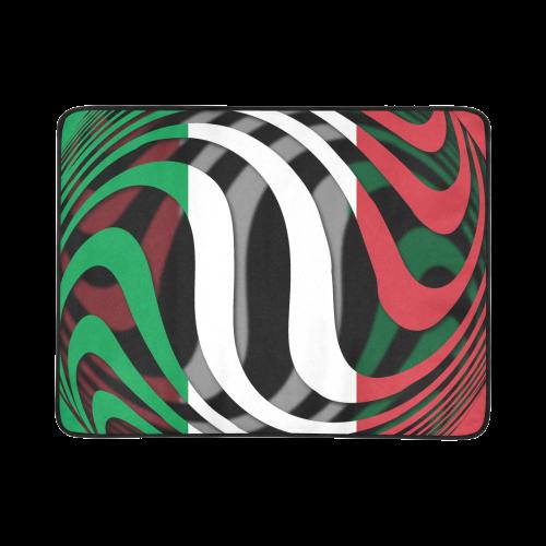 """The Flag of Italy Beach Mat 78""""x 60"""""""