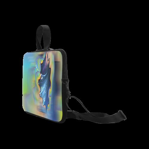 """Cocktail bubbles Laptop Handbags 17"""""""