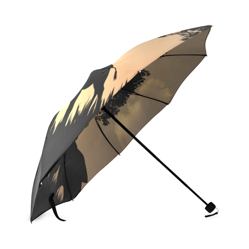 Safari umbrella Foldable Umbrella