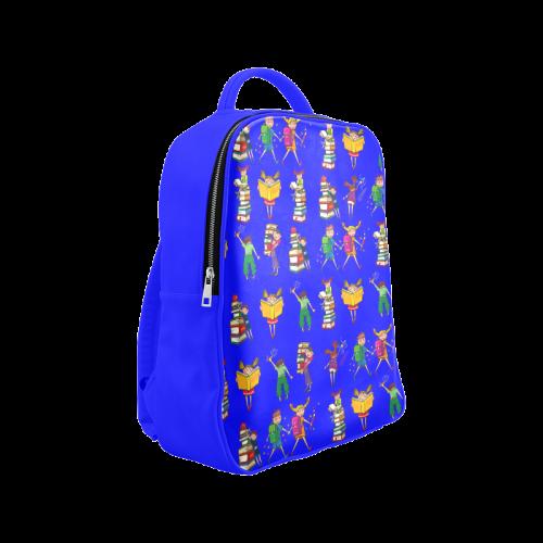 School Book Kids Popular Backpack (Model 1622)