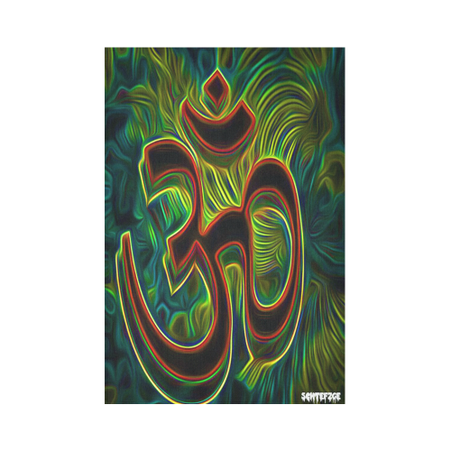 """sd om Cotton Linen Wall Tapestry 60""""x 90"""""""