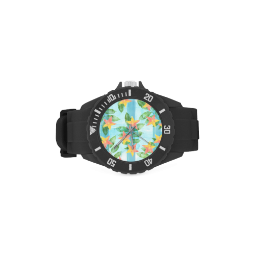 Start Fruit Sport Rubber Strap Watch(Model 301)