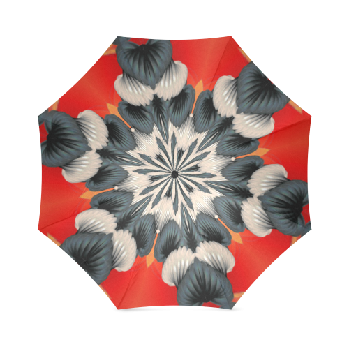 star flower umbrella Foldable Umbrella