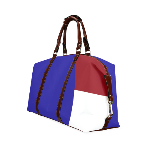 French Flag Classic Travel Bag (Model 1643)