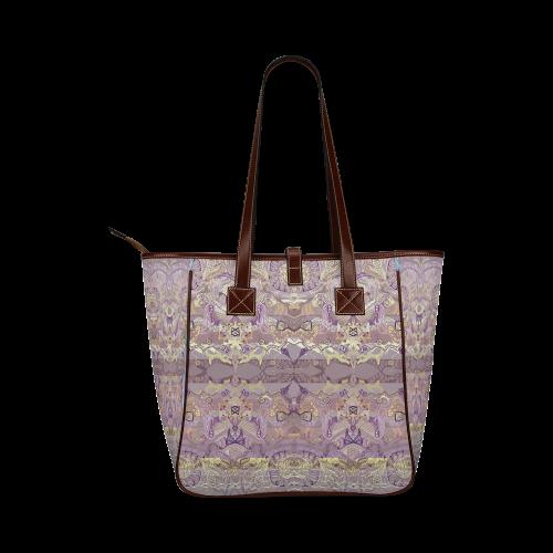 picasso 2 new v neck back Classic Tote Bag (Model 1644)
