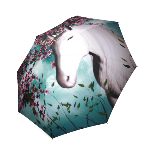 unicorn umbrella Foldable Umbrella