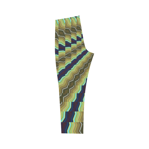 gOIN gREEN6 Capri Legging (Model L02)