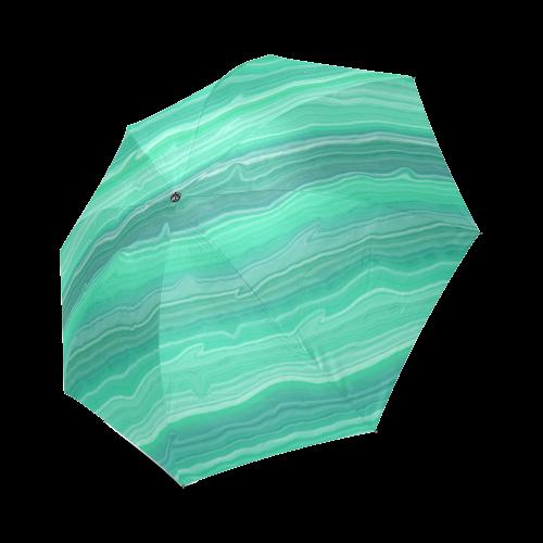 Serenity Sea Foldable Umbrella (Model U01)