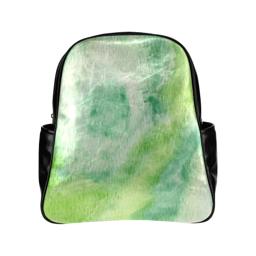 Fleur Verte Multi Pockets Backpack Model 1636 Id D421670