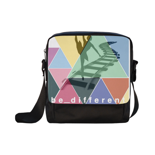 dance bag Crossbody Nylon Bags (Model 1633)