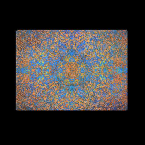 "magic mandala 4 Blanket 58""x80"""