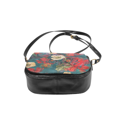 flora 3 Classic Saddle Bag/Large (Model 1648)