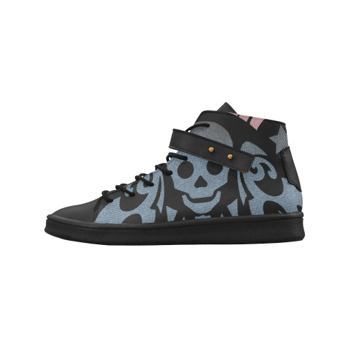 SKULL BY CRASSCO Lyra Round Toe Women's Shoes (Model 310)