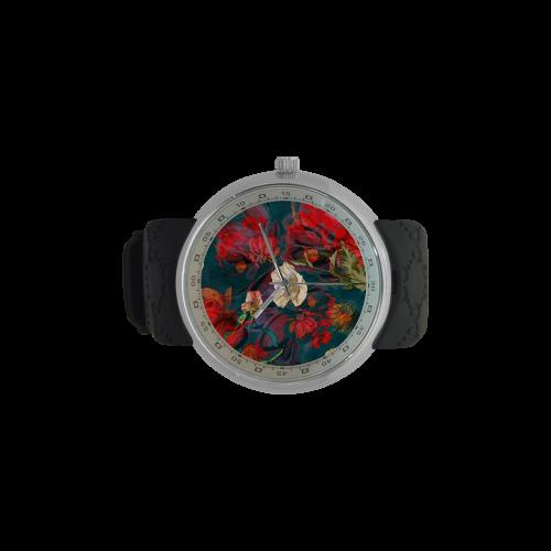 flora 3 Men's Resin Strap Watch(Model 307)