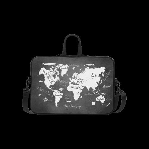 World map laptop handbags 15 id d458106 world map laptop handbags 15 gumiabroncs Images