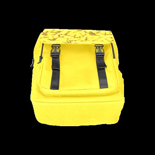 Bananas Casual Shoulders Backpack (Model 1623)
