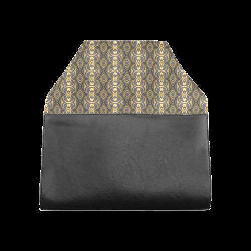 pattern2 Clutch Bag (Model 1630)