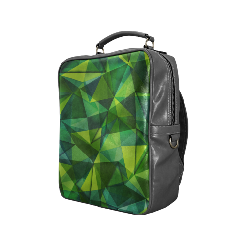 texture 2 Square Backpack (Model 1618)