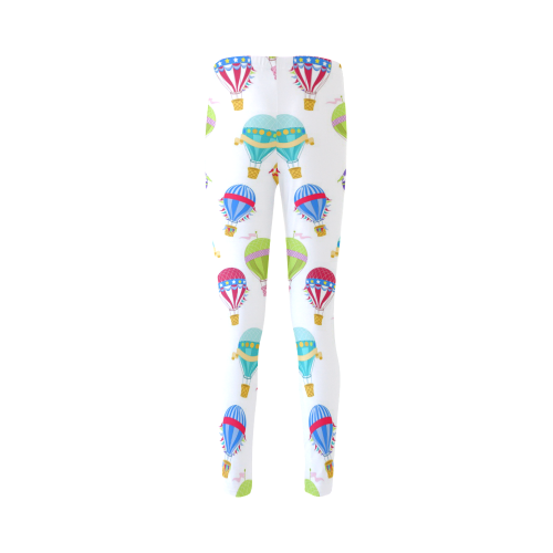 Hot Air Balloons (3) Cassandra Women's Leggings (Model L01)