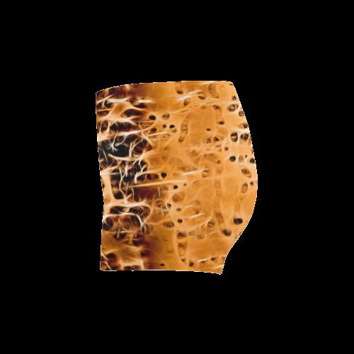 Bark Topaz Briseis Skinny Shorts (Model L04)