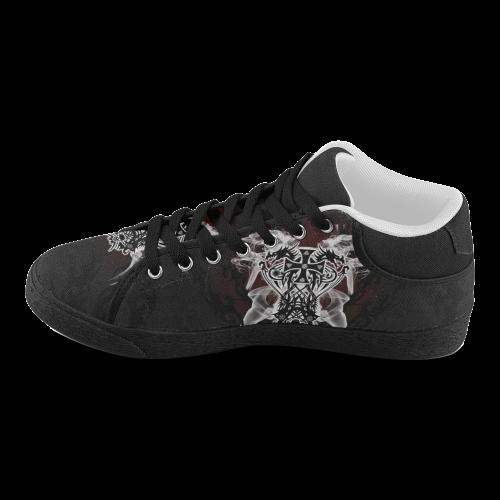 CRC CROSSROAD Men's Chukka Canvas Shoes (Model 003)