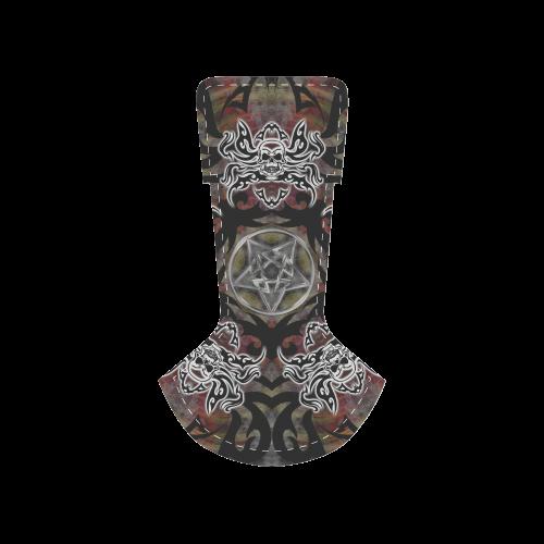 CRC MIDNIGHT K Women's Chukka Canvas Shoes (Model 003)