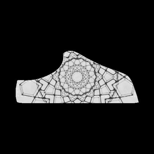 MAGIC SEVENS Women's Chukka Canvas Shoes (Model 003)