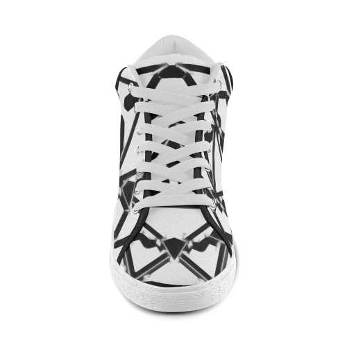 VORTEX EXPANSION Women's Chukka Canvas Shoes (Model 003)
