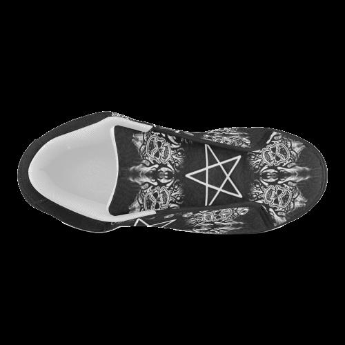 CRC WARRIOR K Men's Chukka Canvas Shoes (Model 003)