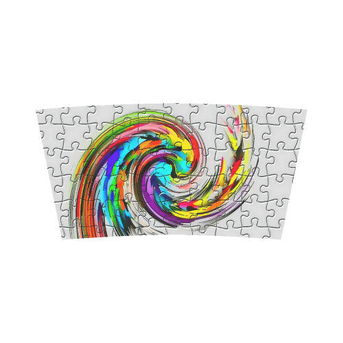 Puzzles Twister by Artdream Bandeau Top