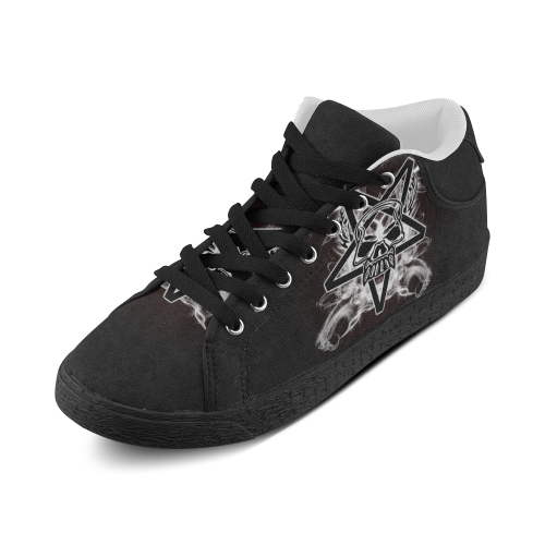 CRC STRIKER Women's Chukka Canvas Shoes (Model 003)