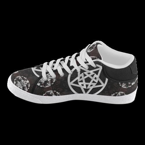 CRC PHOENIX K Women's Chukka Canvas Shoes (Model 003)