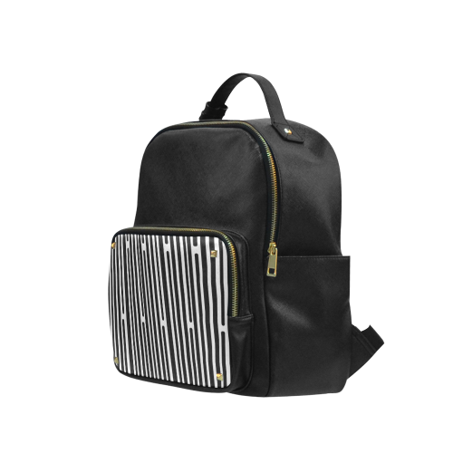 Confussed Yet! Campus backpack/Large (Model 1650)