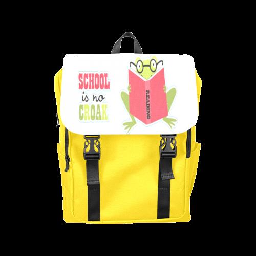 Back To School Casual Shoulders Backpack (Model 1623)