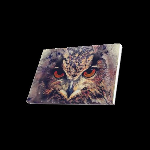 """owl Canvas Print 18""""x12"""""""