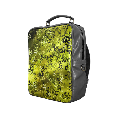 Stars20160726 Square Backpack (Model 1618)