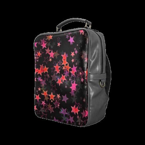 Stars20160711 Square Backpack (Model 1618)