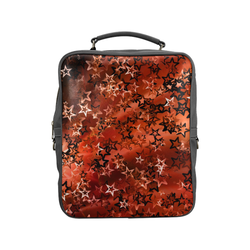 Stars20160725 Square Backpack (Model 1618)