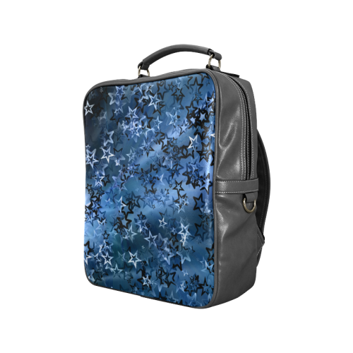 Stars20160721 Square Backpack (Model 1618)