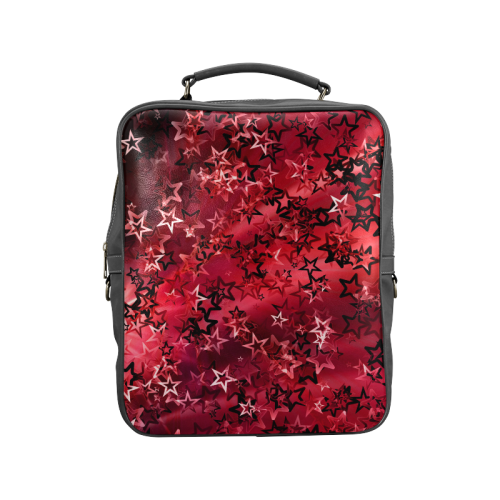 Stars20160724 Square Backpack (Model 1618)