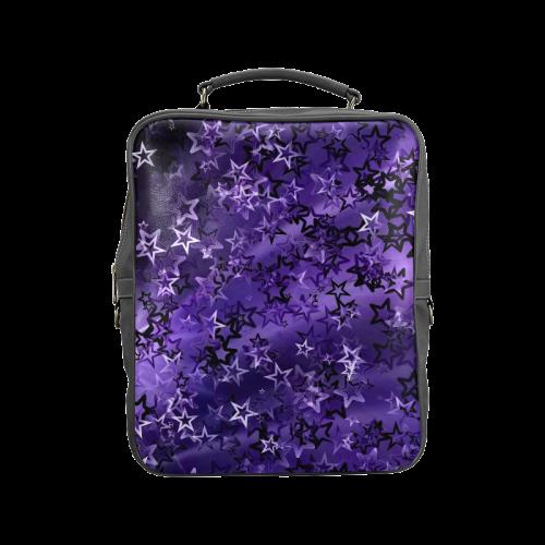 Stars20160722 Square Backpack (Model 1618)